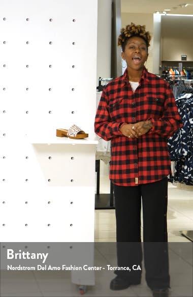 Good Spirits Slide Sandal, sales video thumbnail