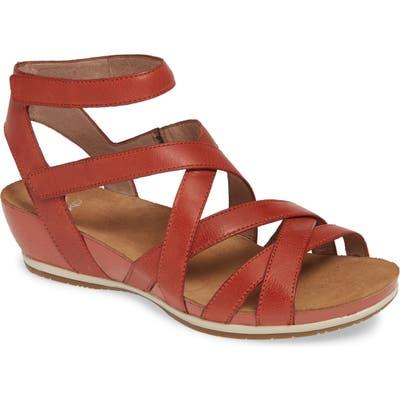Dansko Veruca Sandal - Red