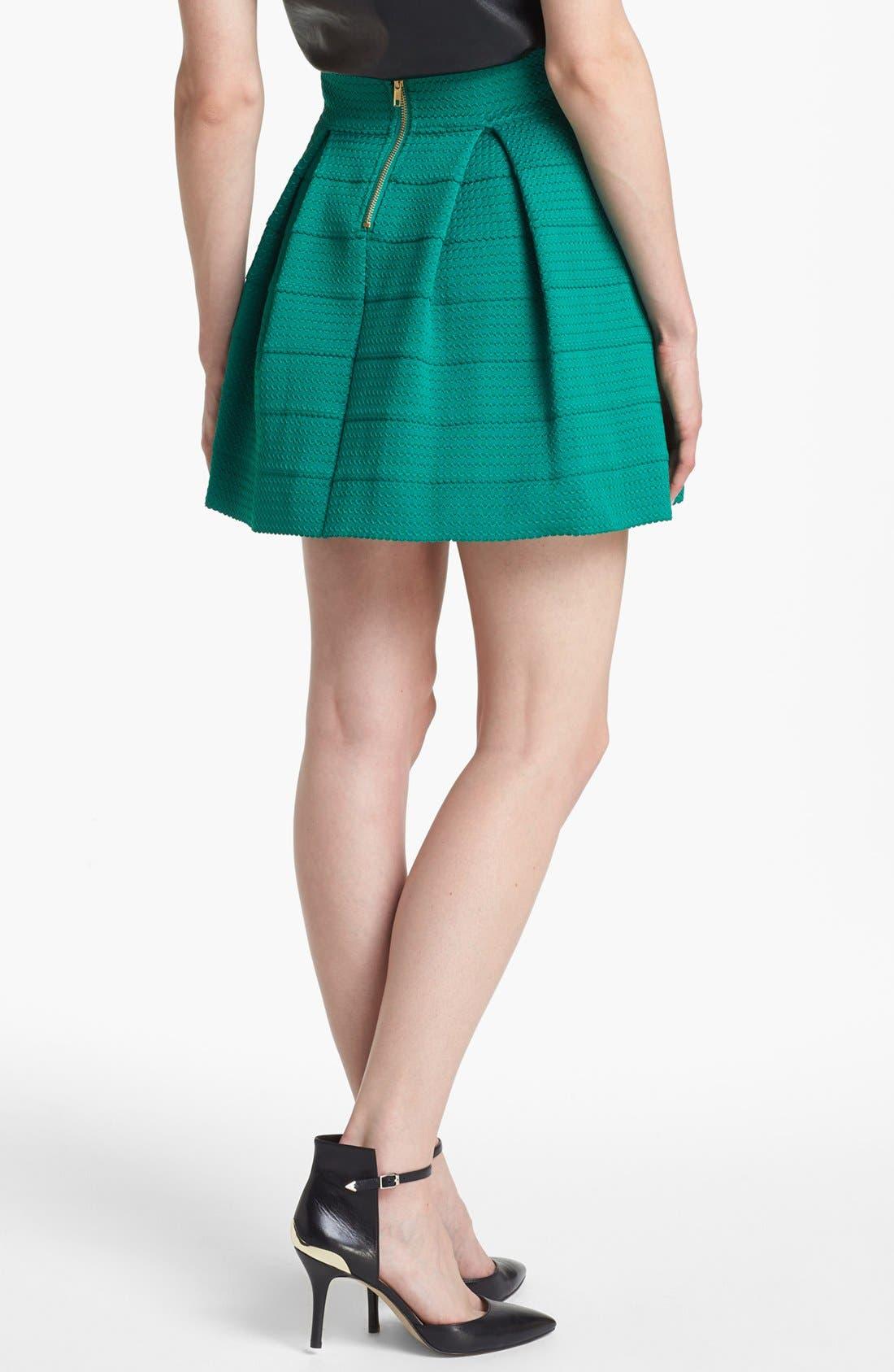 ,                             Pleated Skirt,                             Alternate thumbnail 9, color,                             340