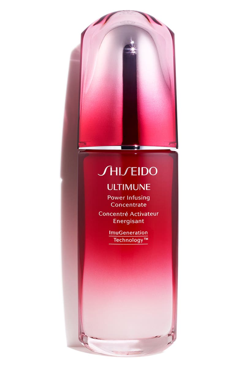 SHISEIDO Ultimune Power Infusing Concentrate Serum with ImuGeneration Technology<sup>™</sup>, Main, color, NO COLOR