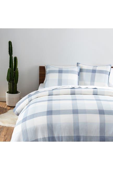 Image of UGG Toria Comforter Set - King - Pearl Blue