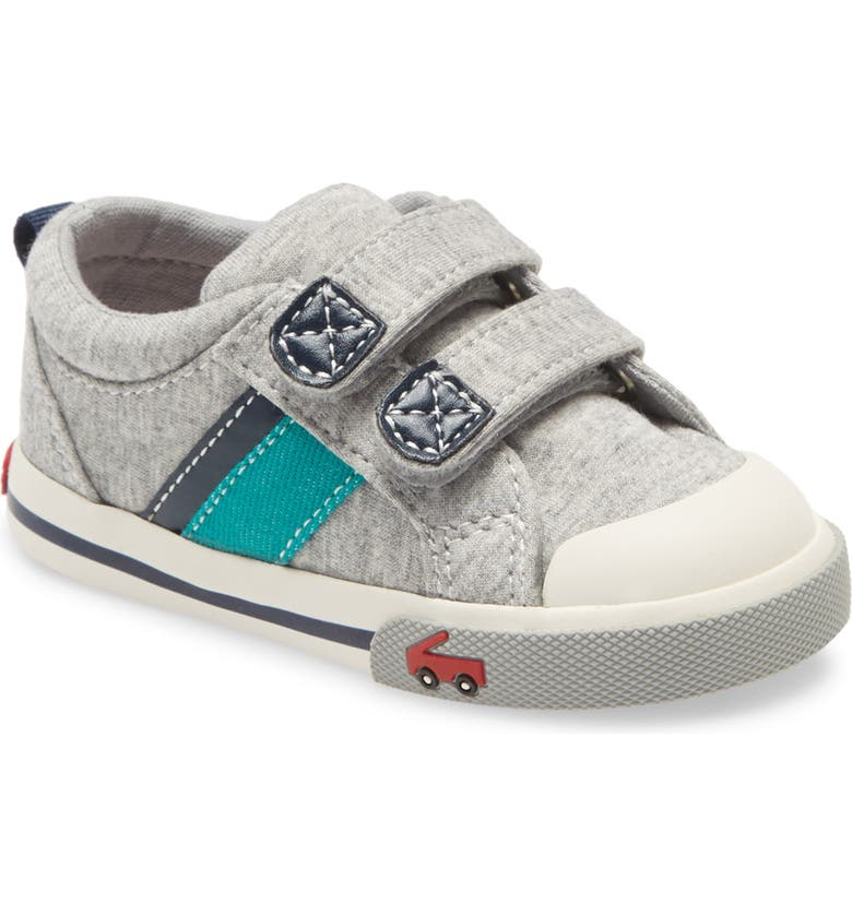 SEE KAI RUN Russell Sneaker, Main, color, JERSEY/ NAVY