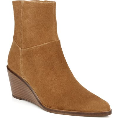 Vince Mavis Wedge Bootie, Brown