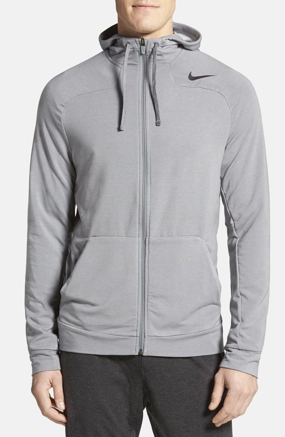 ,                             Dri-FIT Touch Fleece Full Zip Hoodie,                             Main thumbnail 11, color,                             065
