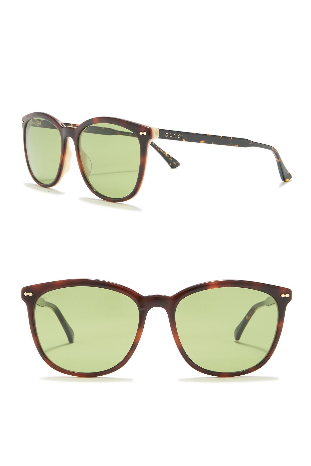 Image of GUCCI 59mm Square Sunglasses