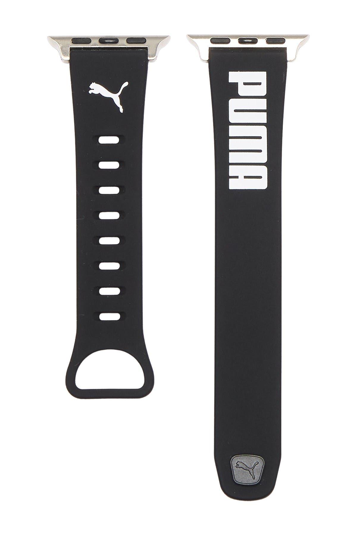 Image of PUMA Low Impact Logo Apple Watch Strap