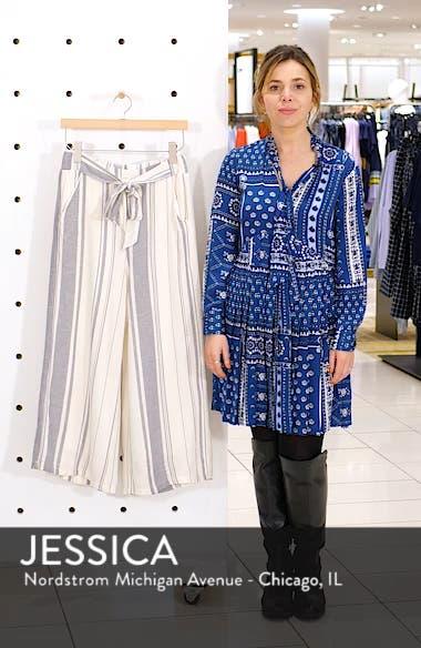 Liliana High Waist Wide Leg Crop Pants, sales video thumbnail