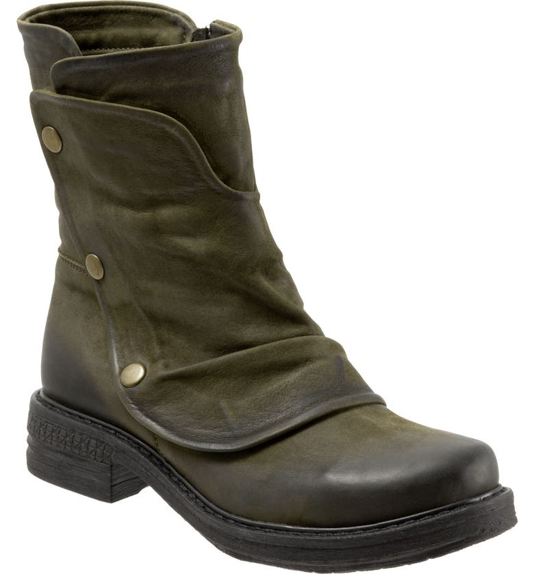 BUENO Greta Boot, Main, color, ARMY GREEN NUBUCK