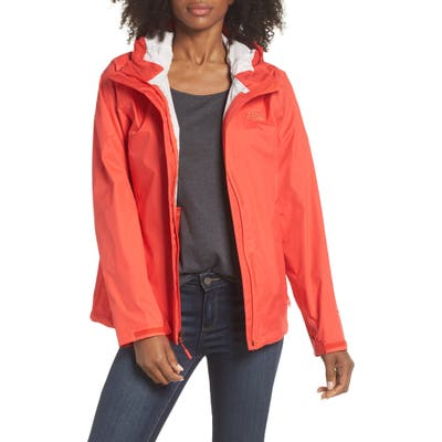 The North Face Venture 2 Waterproof Jacket, Red