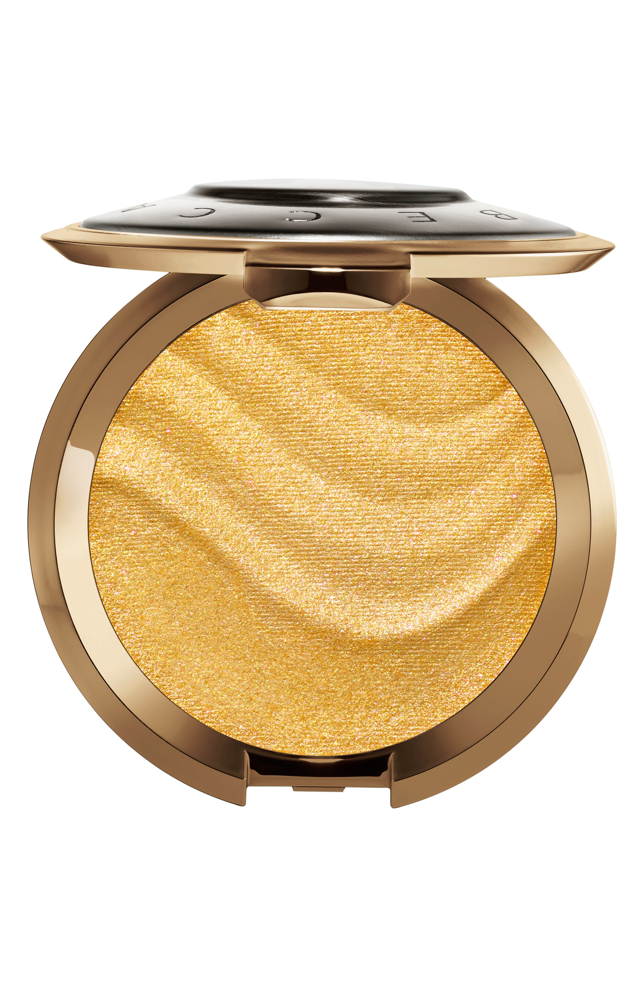 Image of BECCA Cosmetics Shimmering Skin Perfector Powder Highlighter - Lava Gold