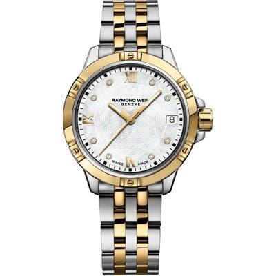 Raymond Weil Tango Diamond Bracelet Watch, 30Mm
