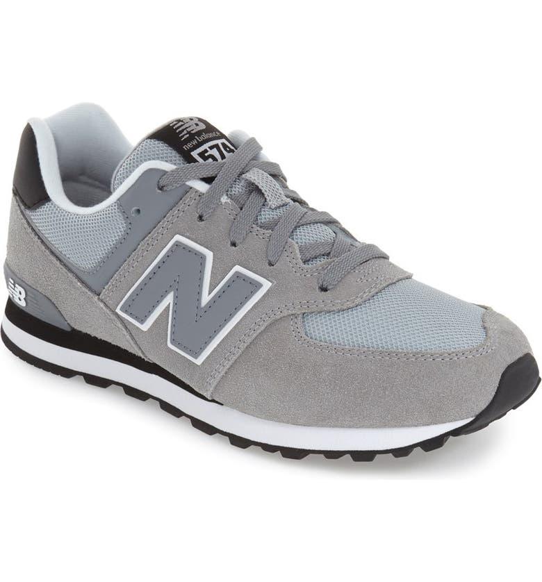 5486b76099b23 New Balance '574 Core Plus' Sneaker (Baby, Walker, Toddler, Little ...