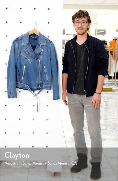 Abbey Denim Jacket, sales video thumbnail
