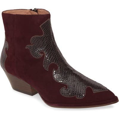 Louise Et Cie Zenobie Western Boot, Purple