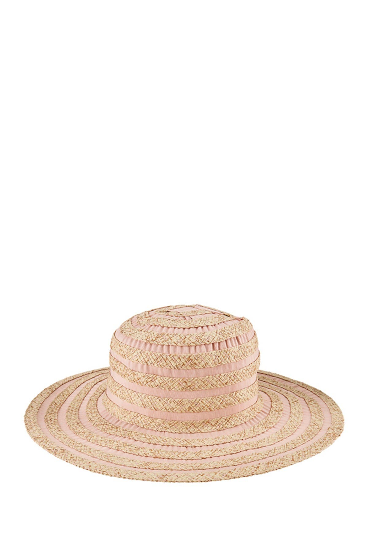 Image of SAN DIEGO HAT Striped Sun Hat