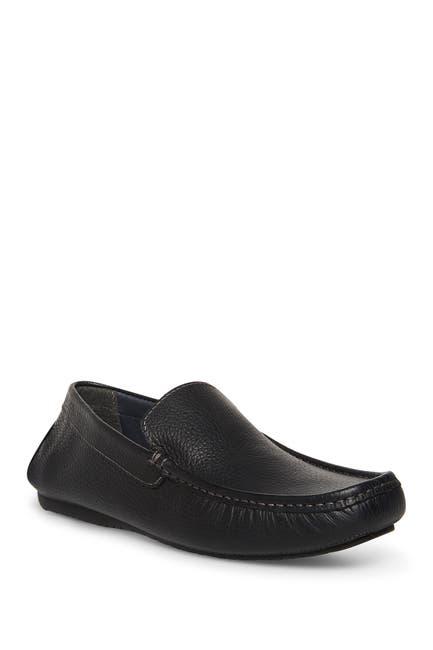 Image of Steve Madden Dunes Leather Driver Loafer