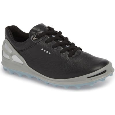Ecco Golf Cage Pro Gore-Tex Waterproof Shoe, Black