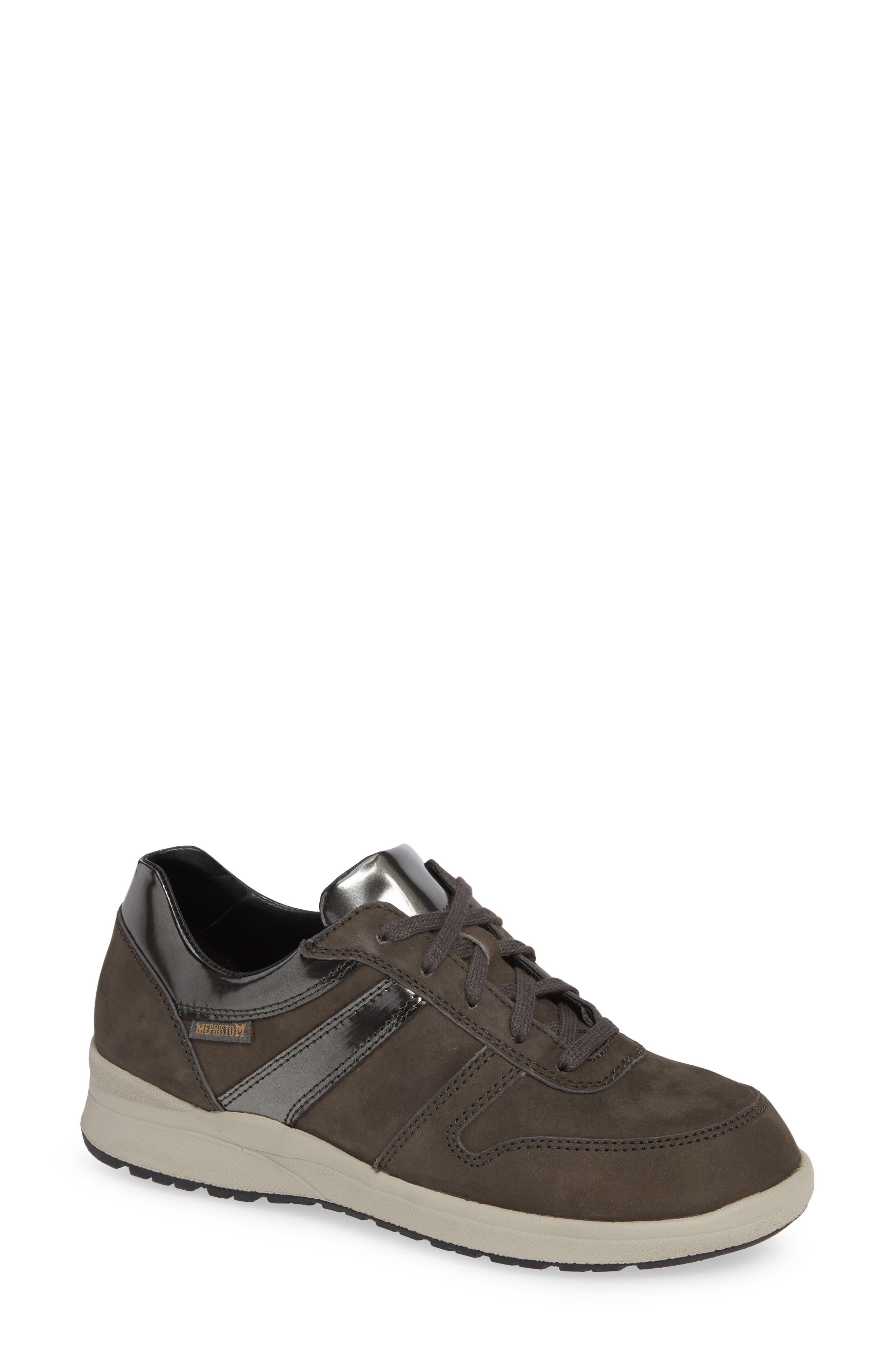 Mephisto Rebeca Sneaker- Grey
