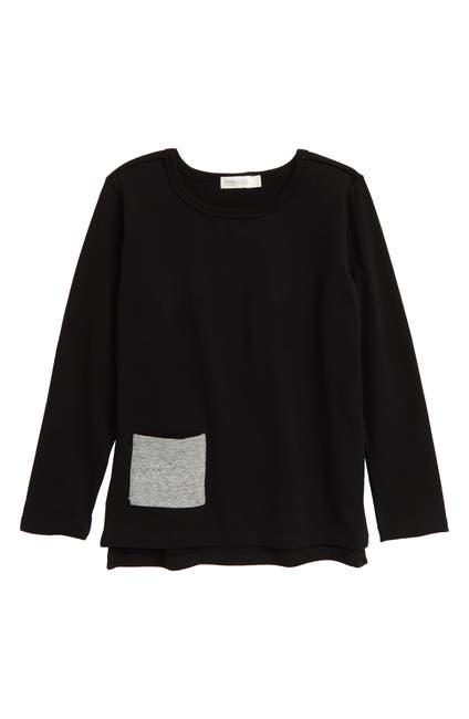 Image of Miles Baby Basics Stretch Organic Cotton T-Shirt