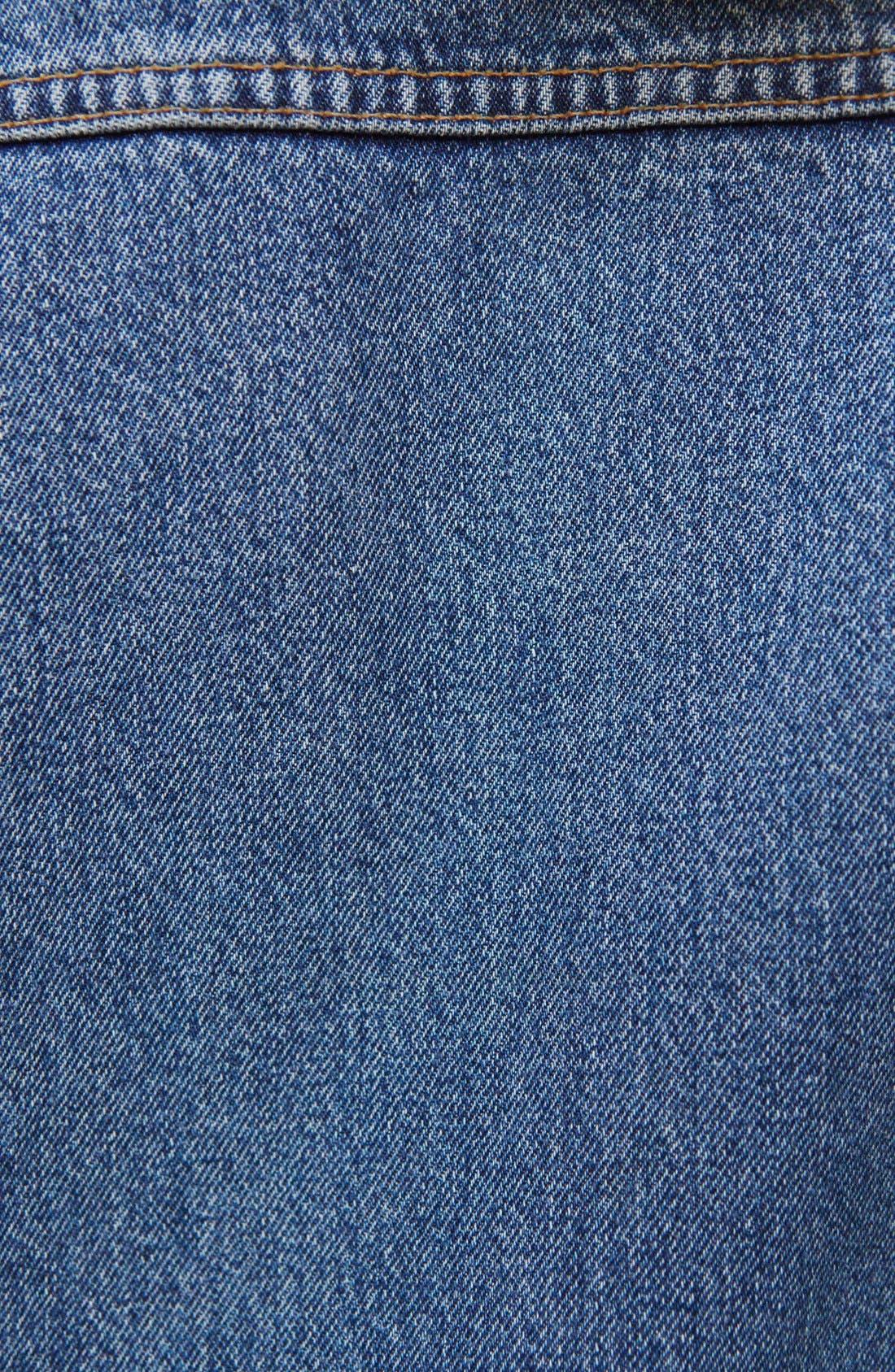 ,                             x Levi's<sup>®</sup> Denim Jacket,                             Alternate thumbnail 7, color,                             400