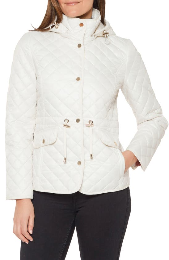 Kate Spade Jackets QUILTED HOODED JACKET
