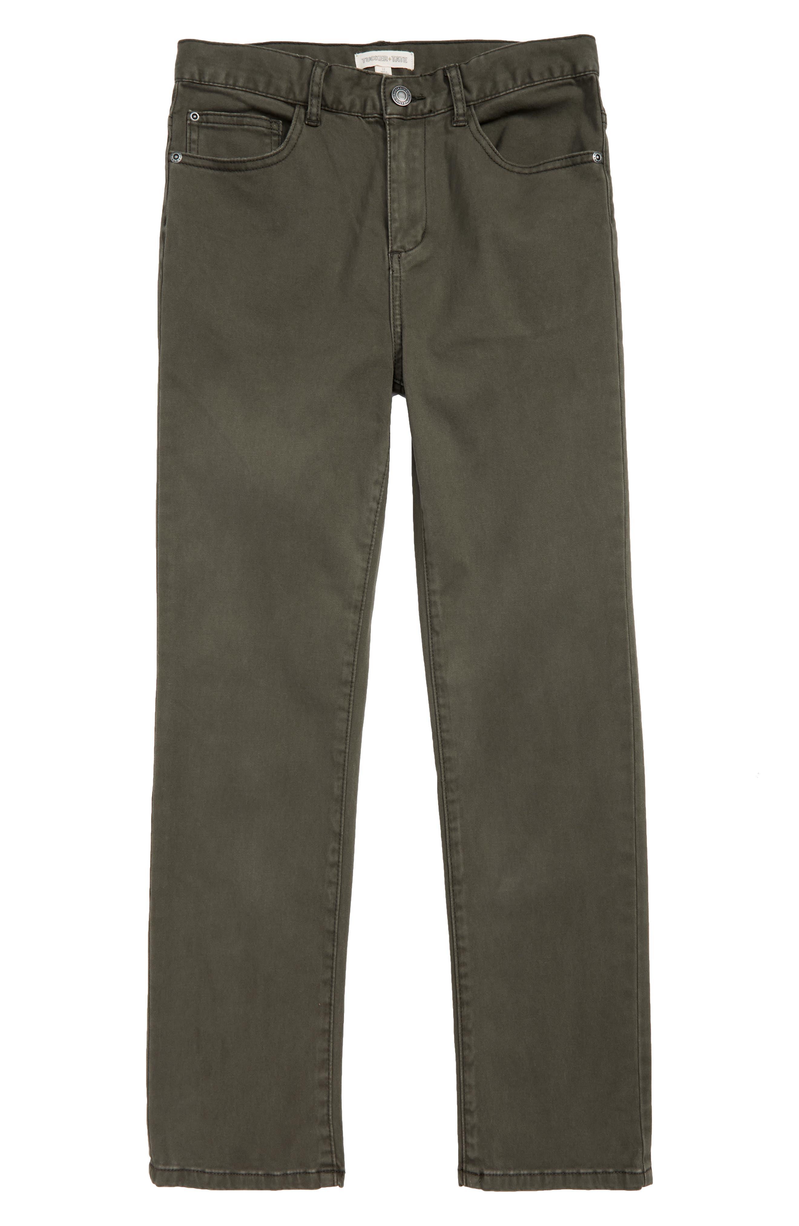 ,                             Five-Pocket Pants,                             Main thumbnail 4, color,                             301