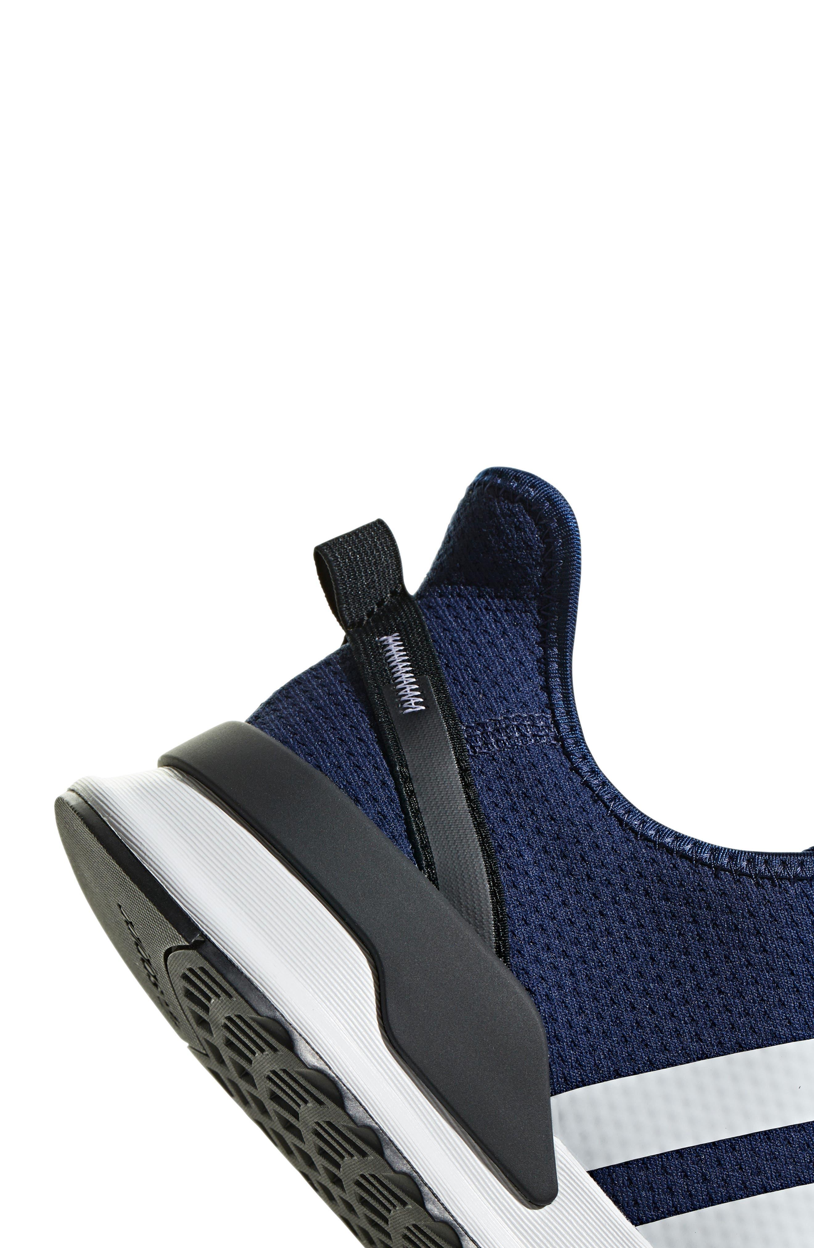 ,                             U-Path Run Sneaker,                             Alternate thumbnail 11, color,                             DARK BLUE/ WHITE