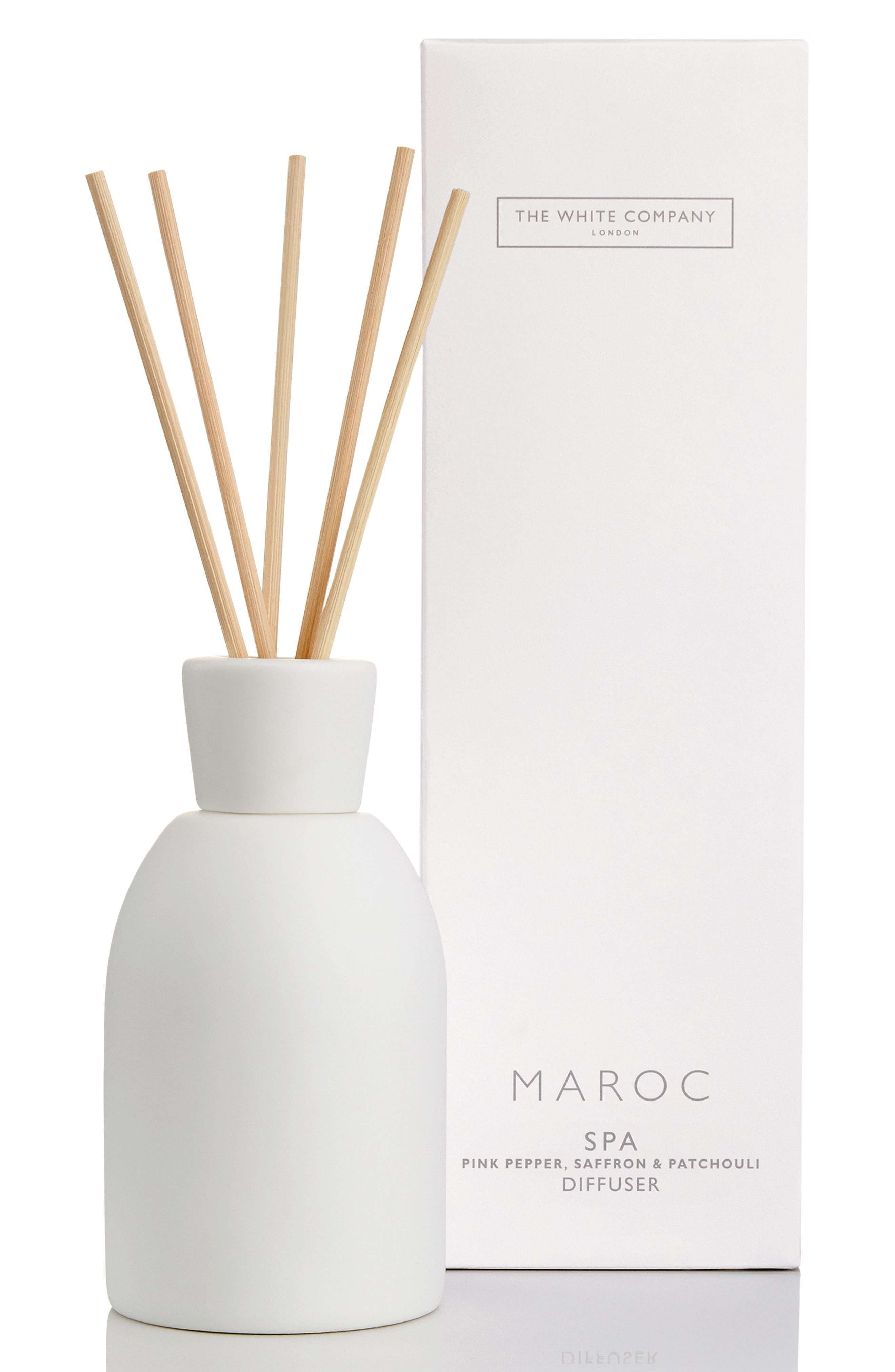 Maroc Spa Reed Diffuser, Main, color, MAROC