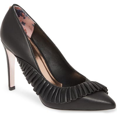 Ted Baker London Ruchel Pump- Black