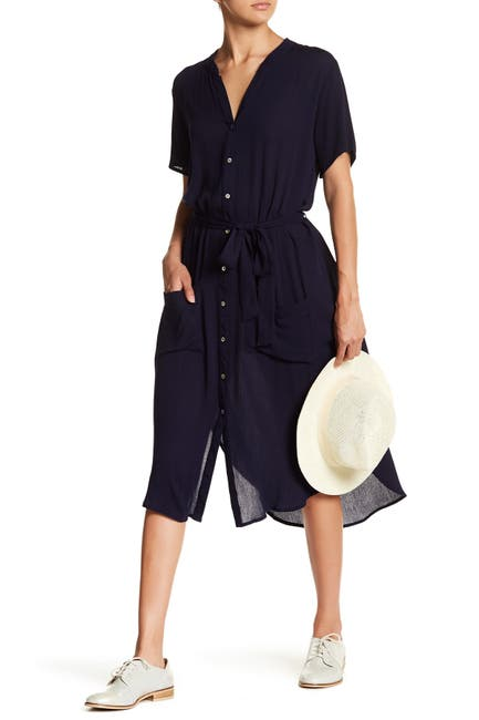 Image of dee elly Button Down Dress