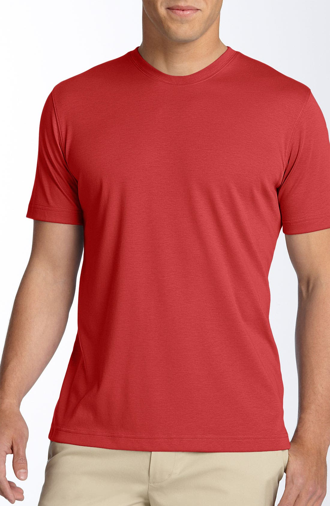 ,                             Georgia Crewneck T-Shirt,                             Main thumbnail 426, color,                             601