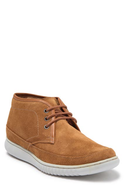 Image of Marc Joseph New York Bridgeport Suede Chukka Sneaker