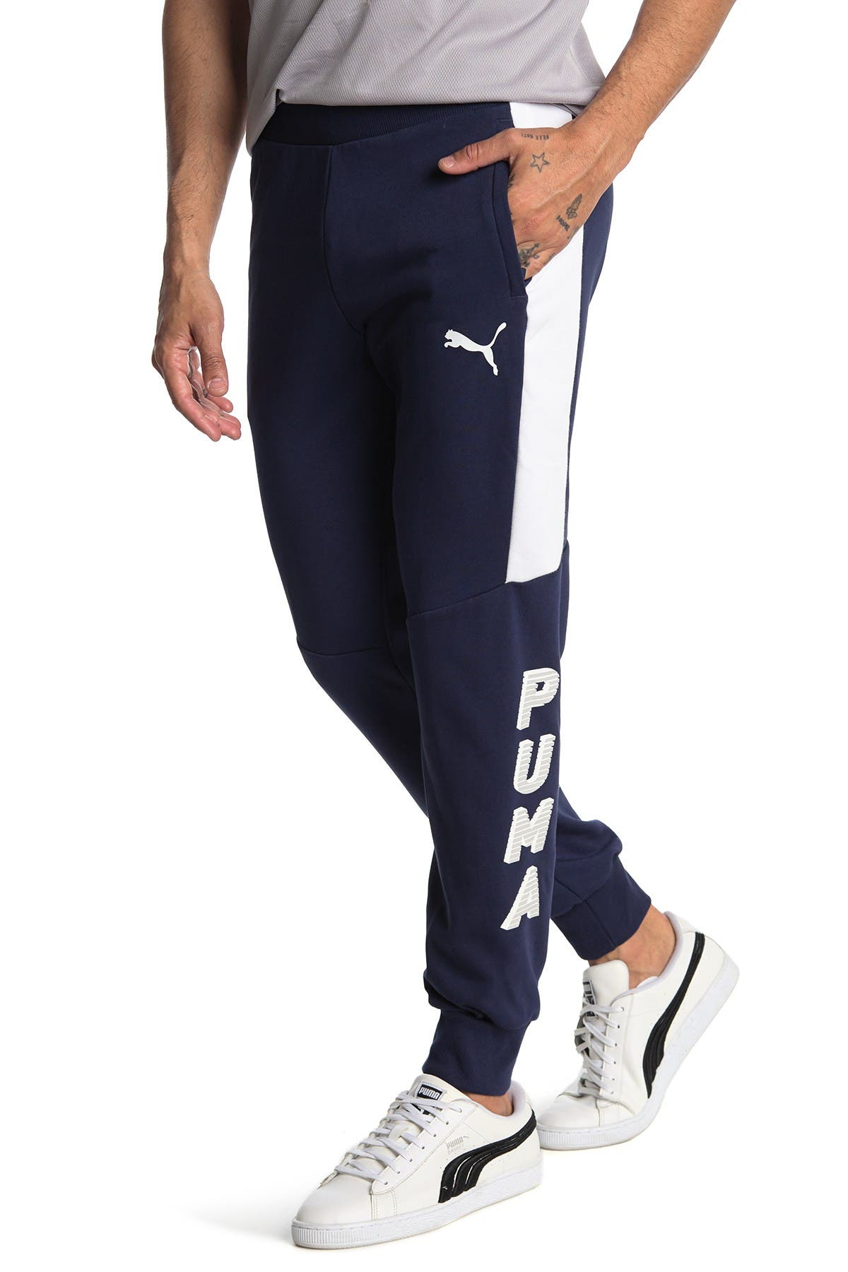 Image of PUMA Modern Sports Logo Joggers