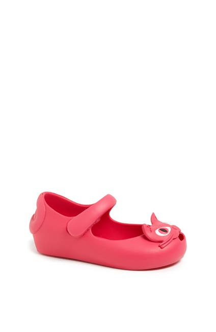 Image of Mini Melissa Ultragirl II Cat Mary Jane Flat
