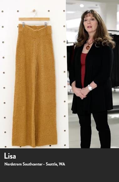 Cozy Knit Pants, sales video thumbnail
