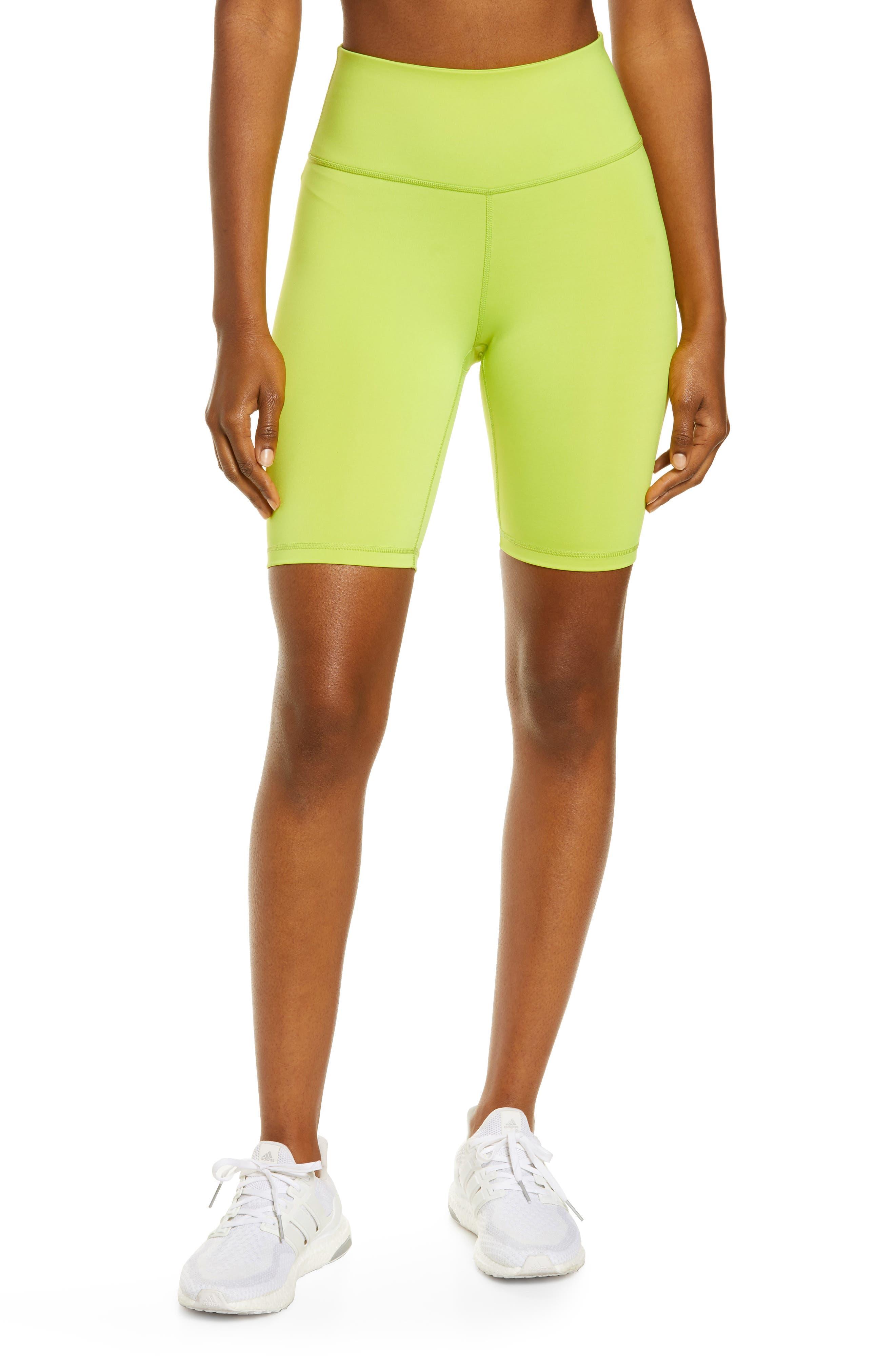 High Waist Bike Shorts