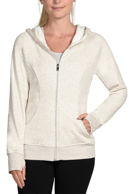 Image of 90 Degree By Reflex Butter Hoodie Jacket