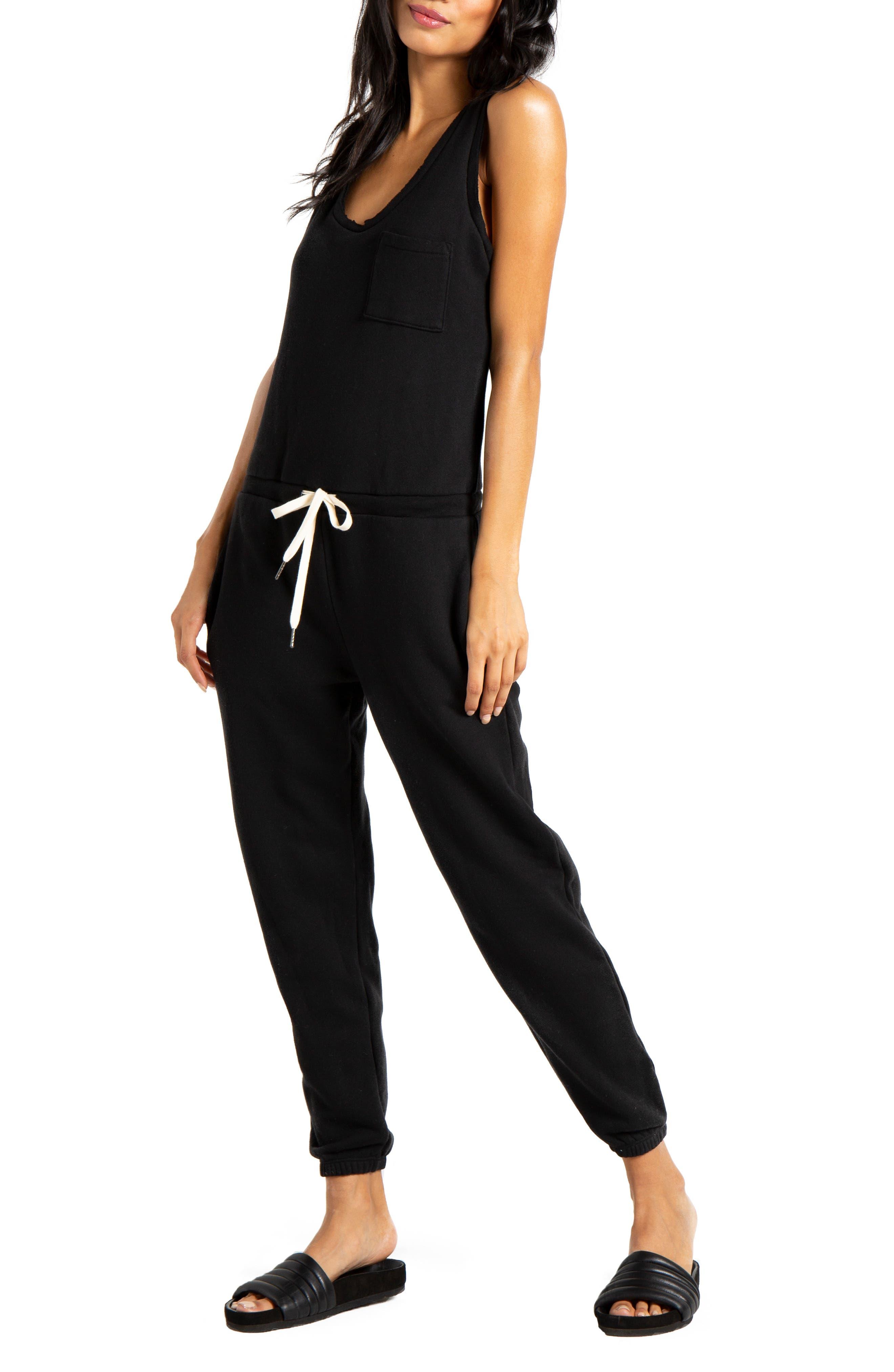 ,                             World Jumpsuit,                             Main thumbnail 1, color,                             BLACK CAT