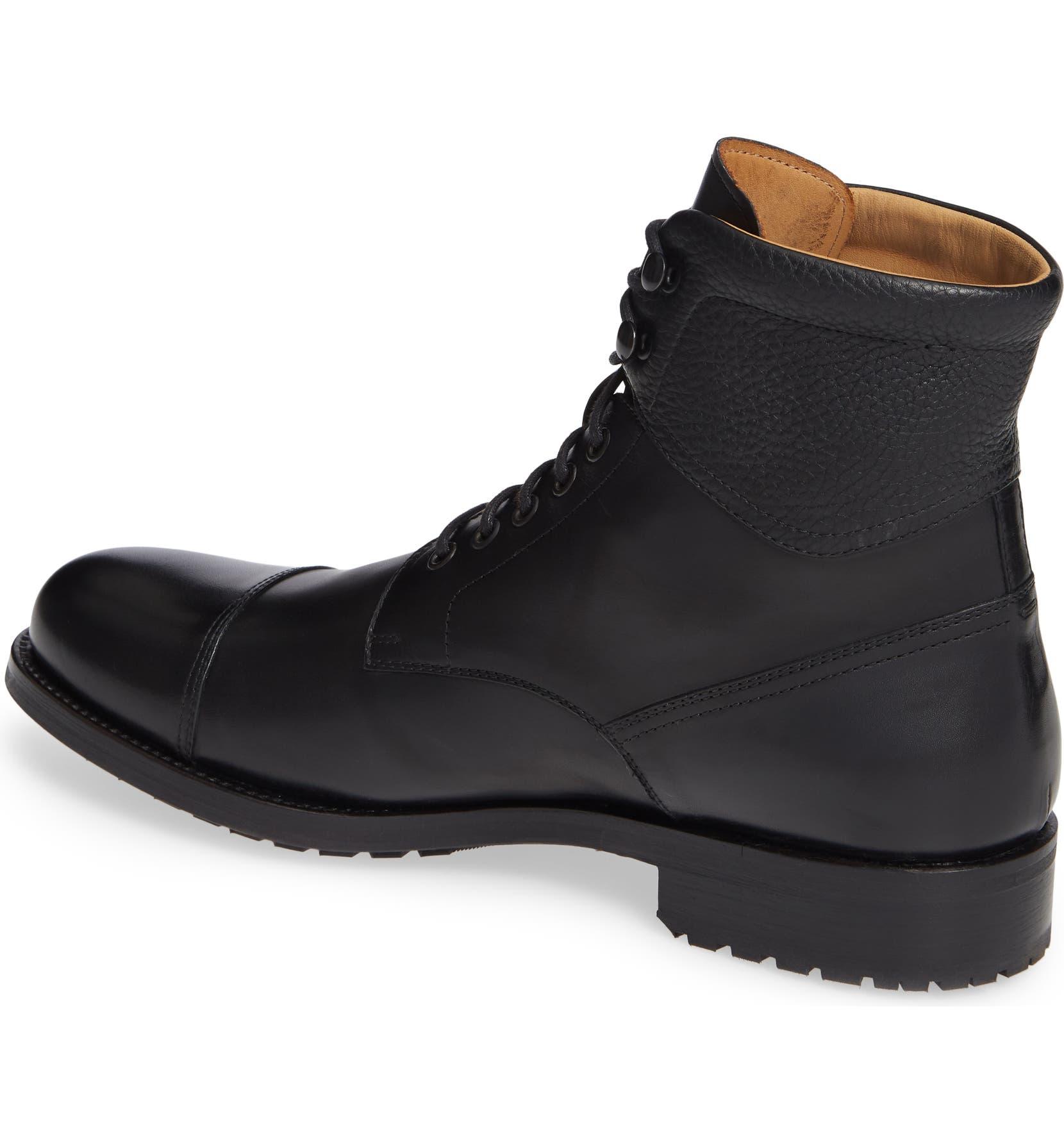 662fc8644d2 Peyton Cap Toe Boot