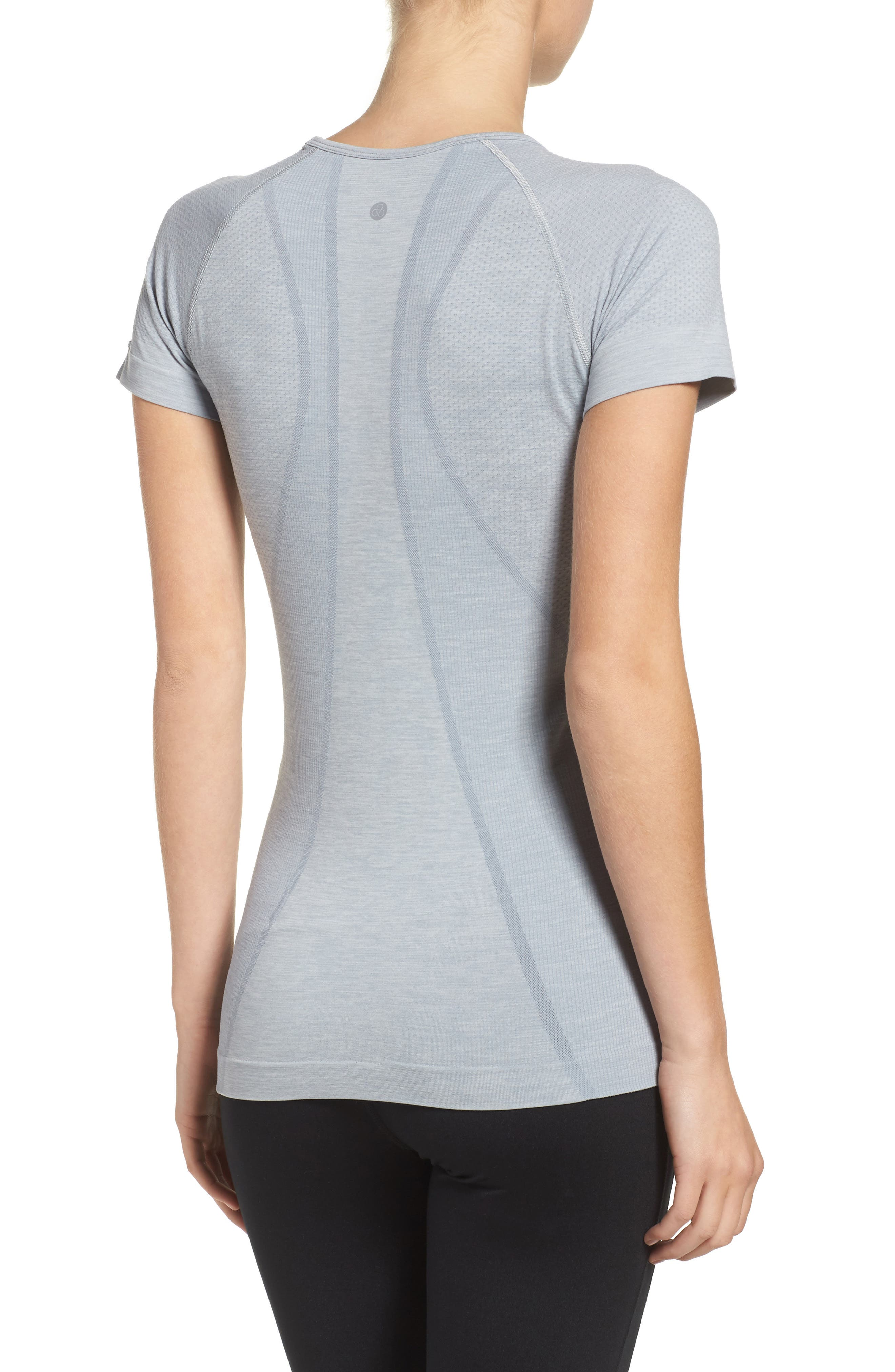 ,                             Stand Out Seamless Training Tee,                             Alternate thumbnail 57, color,                             030