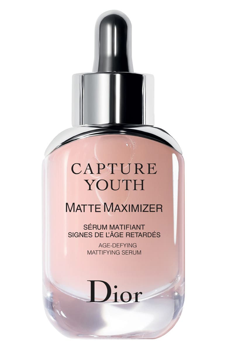 DIOR Capture Youth Matte Maximizer Age-Delay Mattifying Serum, Main, color, NO COLOR