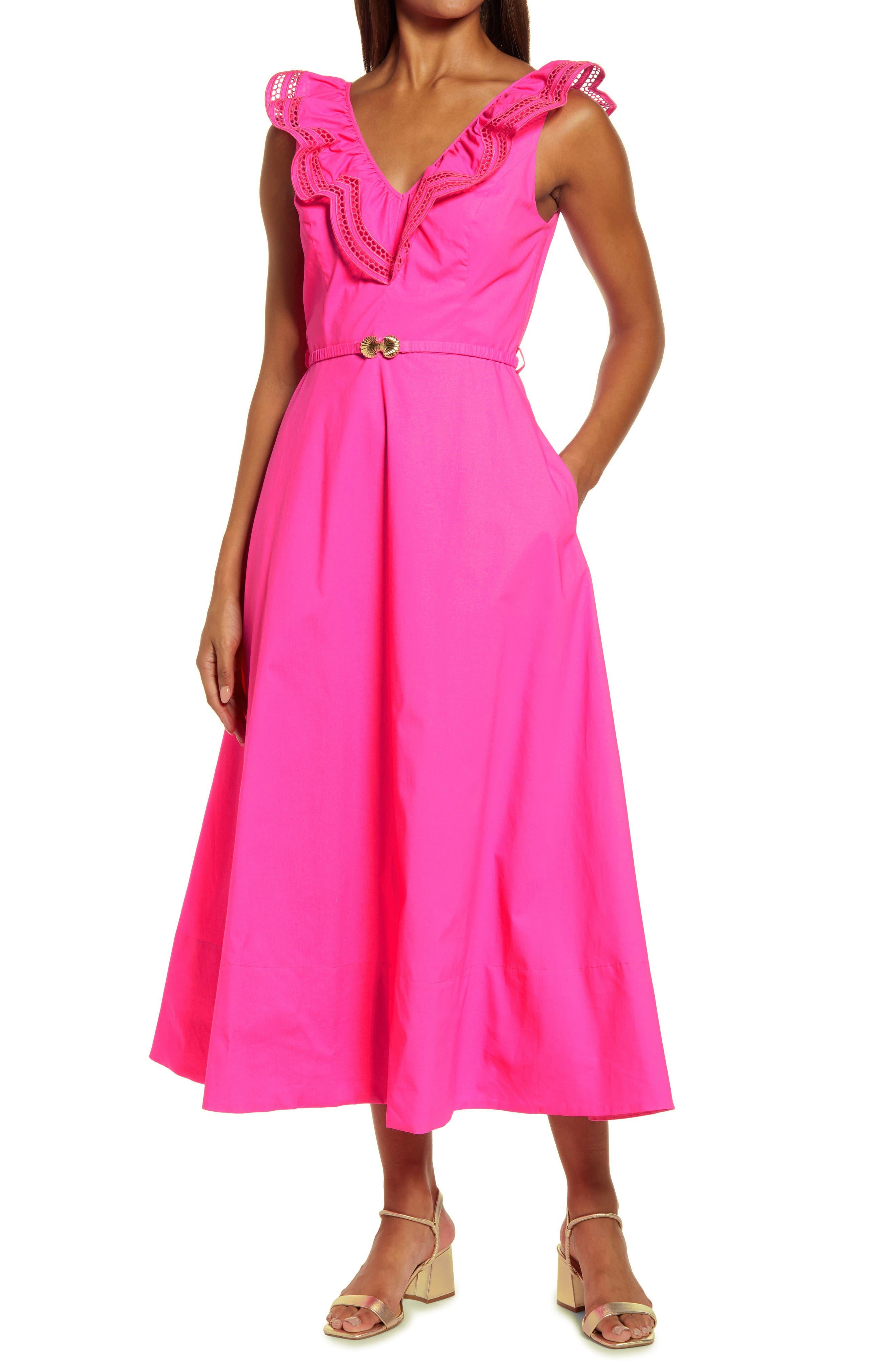 Women's Lilly Pulitzer Carine Midi Dress