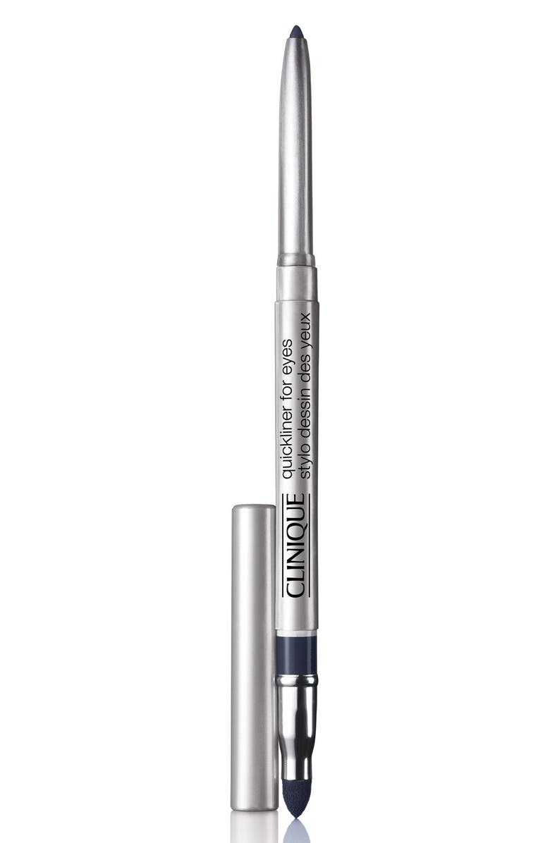 CLINIQUE Quickliner for Eyes Eyeliner Pencil, Main, color, BLUE GREY
