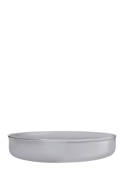 Image of Nude Glass Midnight Bowl - Extra Large - Opal Grey
