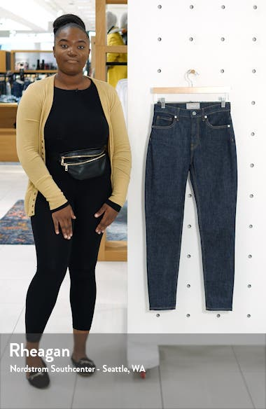The High Rise Skinny Jeans, sales video thumbnail