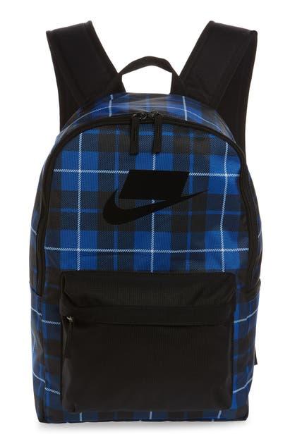 Nike Backpacks HERITAGE 2.0 BACKPACK - BLUE