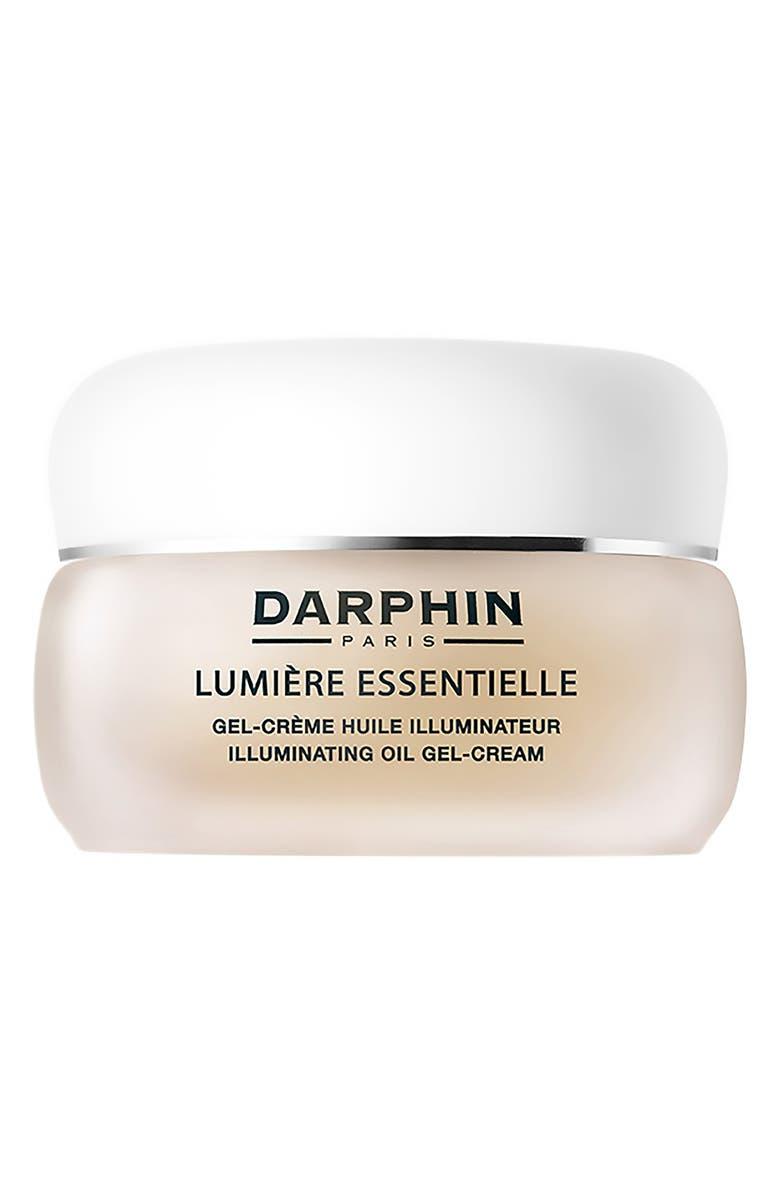 DARPHIN Lumière Essentielle Illuminating Oil Gel-Cream, Main, color, NO COLOR