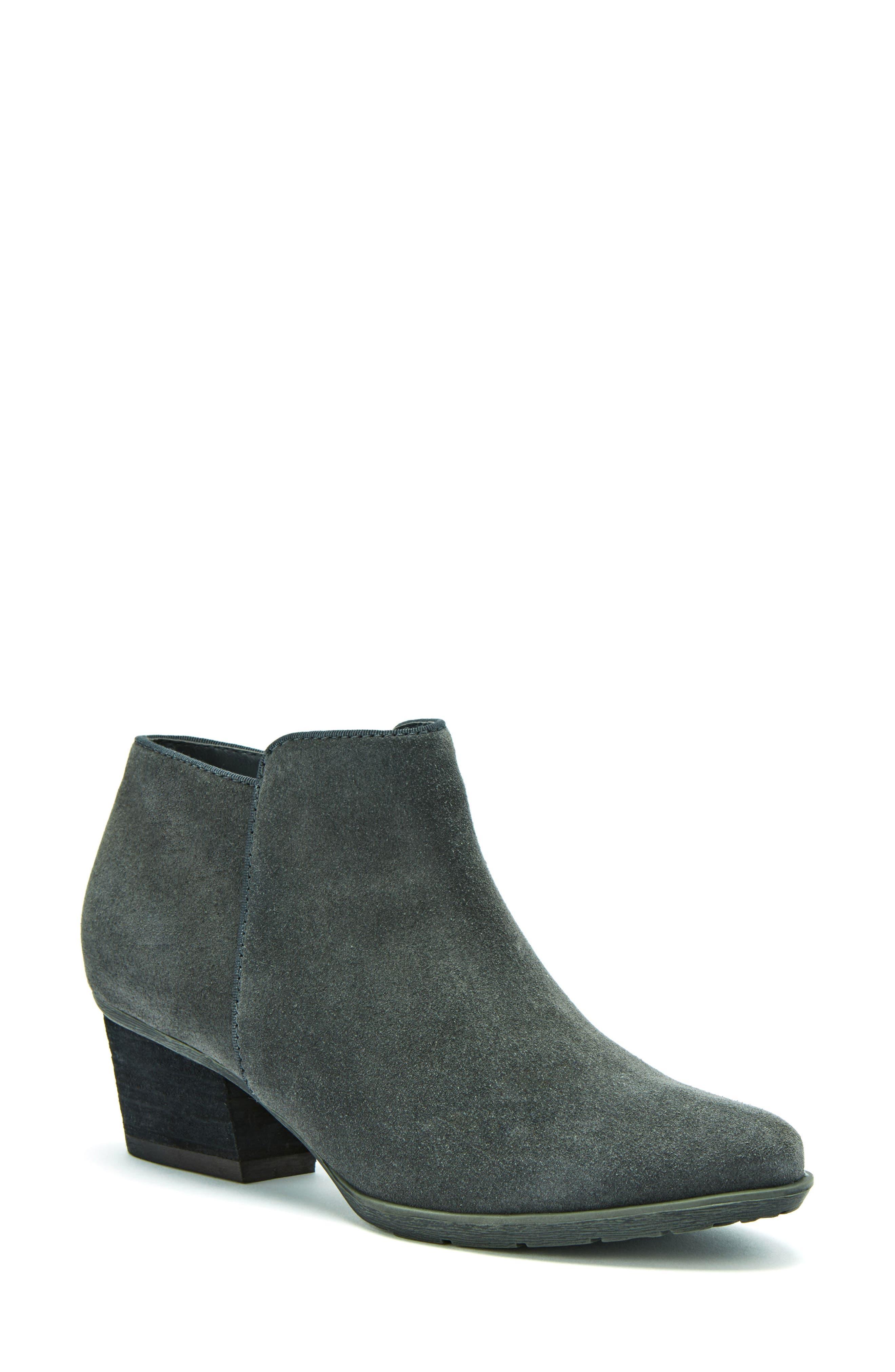 Blondo Villa Waterproof Boot- Grey