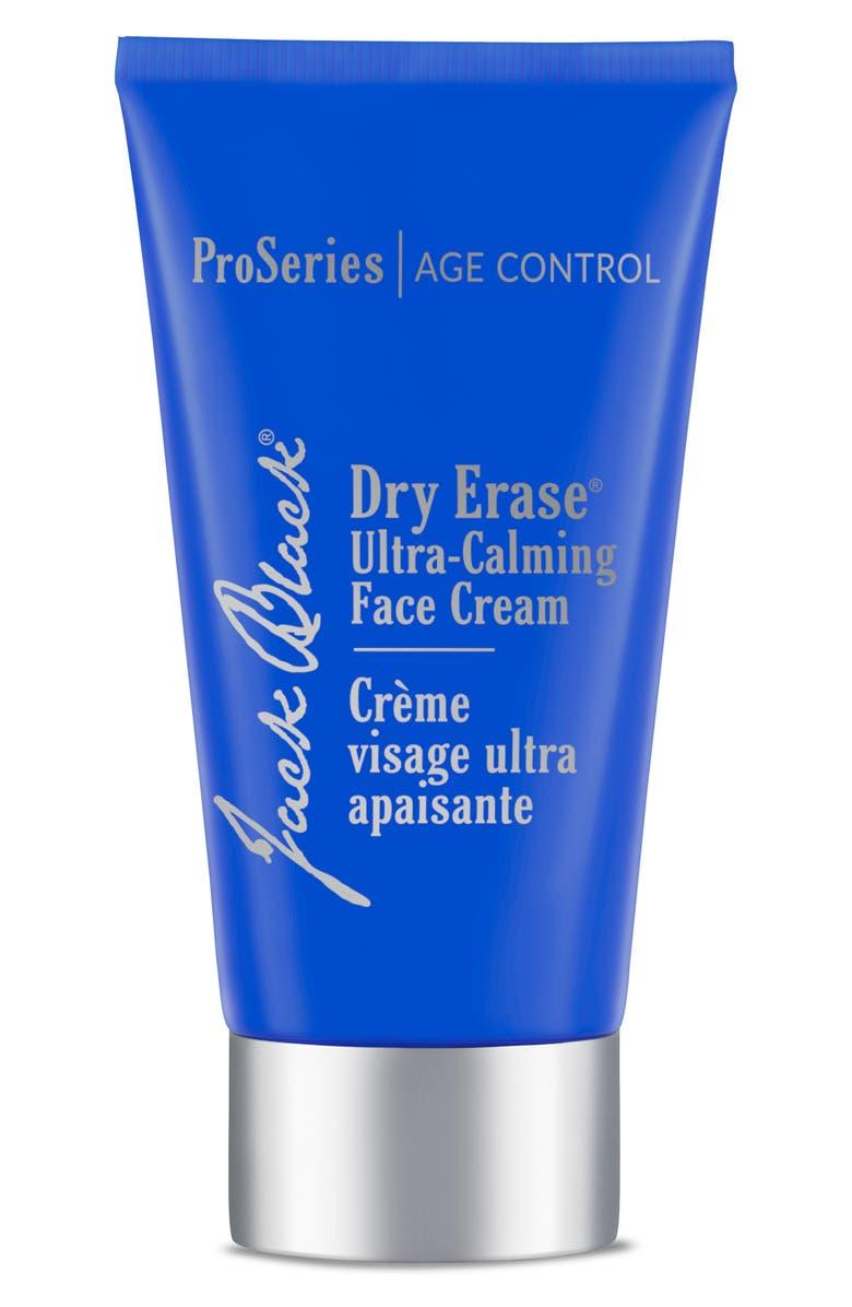 JACK BLACK Dry Erase Face Cream, Main, color, NO COLOR