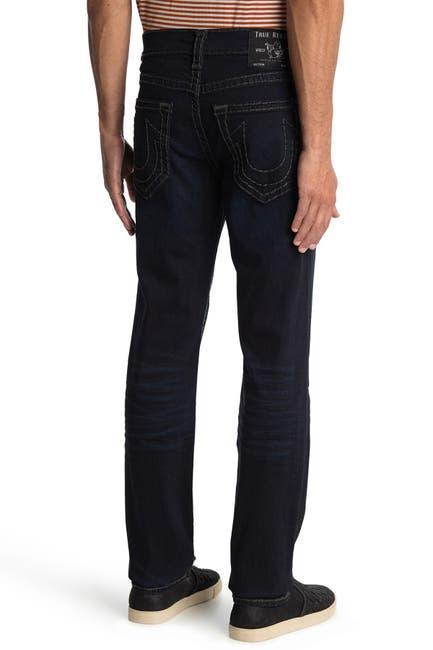 Image of True Religion Rocco Super T Straight Leg Jeans